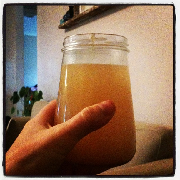 Master Cleanse goodness!Follow me on Instagram @oliveonblonde